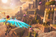 Новый патч добавил в Immortals Fenyx Rising интерактивный тизер грядущего дополнения