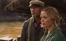 Комедия «Круиз по джунглям» с Дуэйном Джонсоном обзавелась новым трейлером
