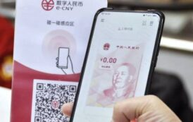 Китай разрешил оплачивать счета за электричество цифровым юанем